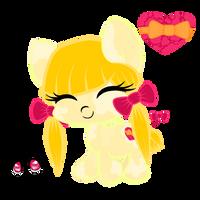 Baby Pony Adoptable [CLOSE] by DelLyra