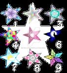 Star Cutie Mark Adopt [Close] by DelLyra