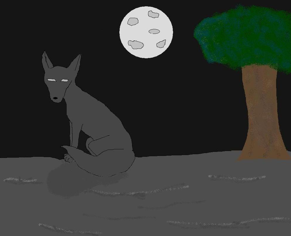 Wolf by Jazzygir1