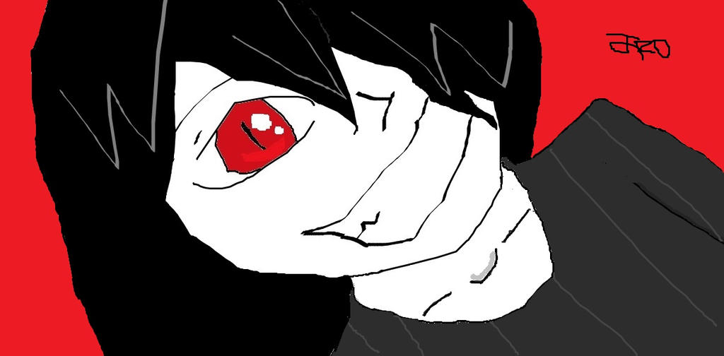 Anime paint pic by Jazzygir1