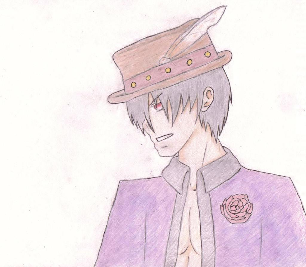 Some Guy I decided to draw by Jazzygir1