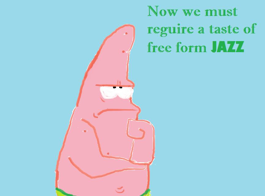 Free form jazz by PinkiePieGummy101 on DeviantArt