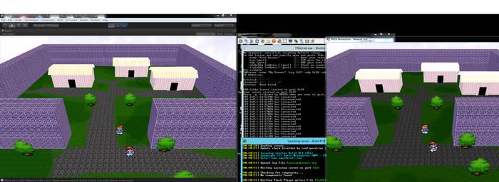 Rm2k3/RPG Maker Revolutions - Online
