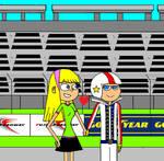 Kick Buttowski - Kindall at Fuji Speedway