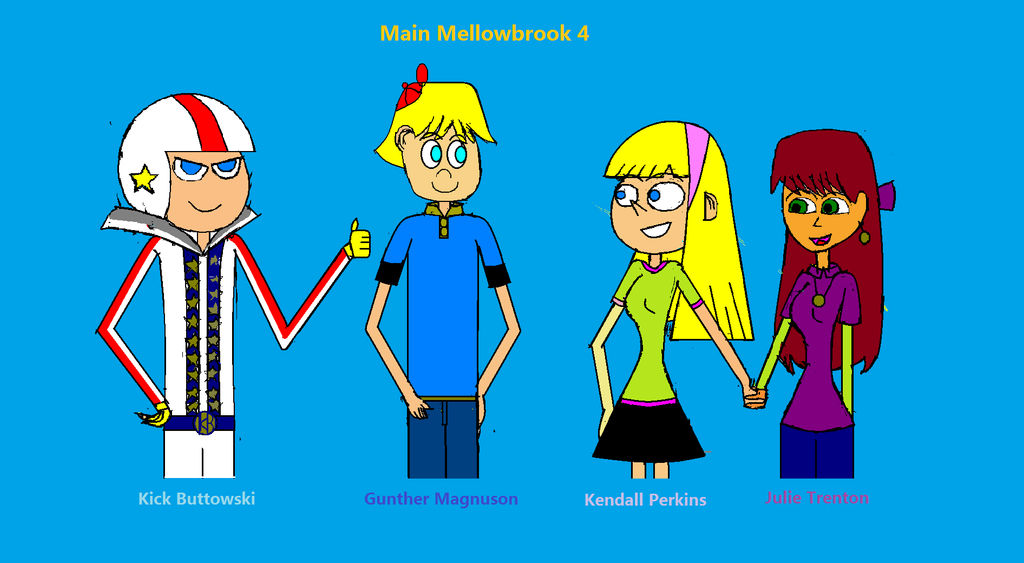 Main Mellowbrook 4