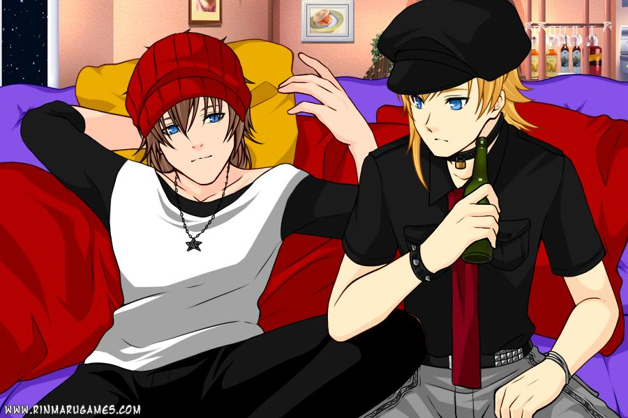 kick buttowski anime hanging out by kbinitiald on deviantart