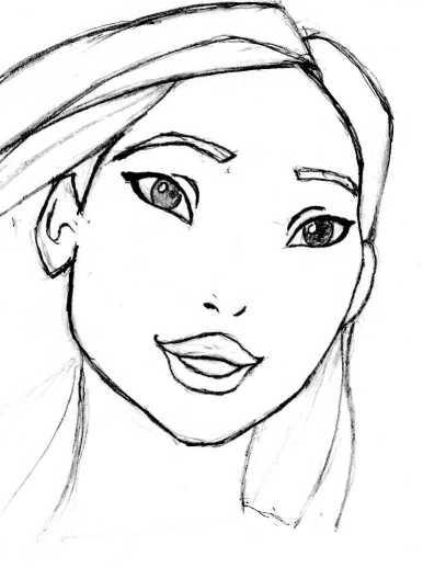 Pocahontas study
