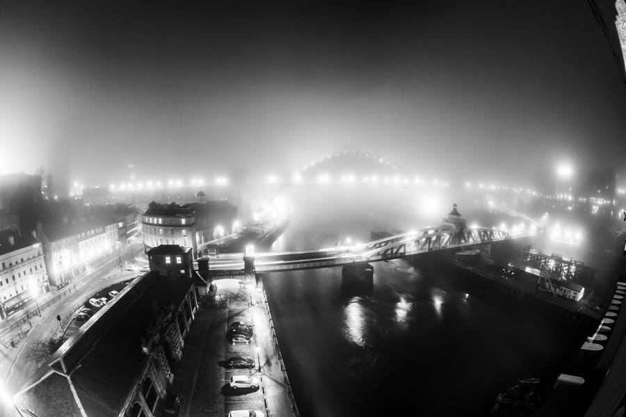 Foggy by MarkHumphreys