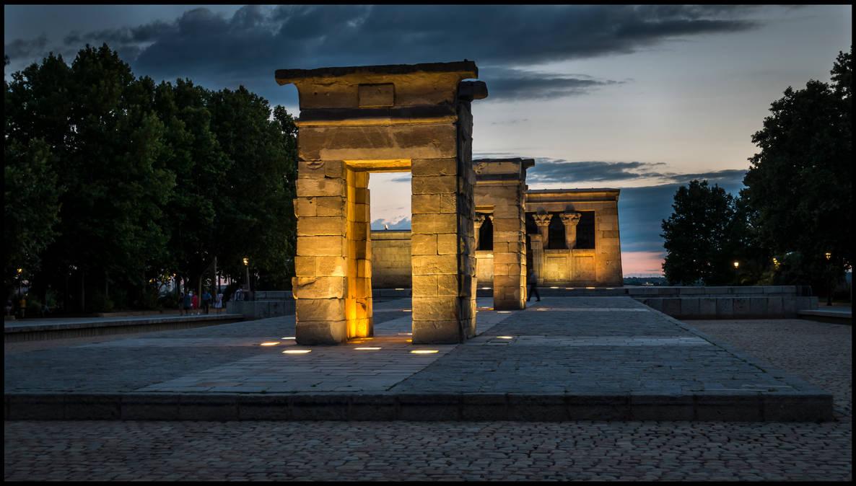 Temple III by MarkHumphreys