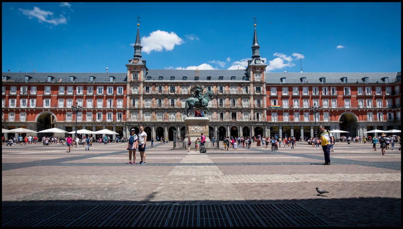 Plaza by MarkHumphreys