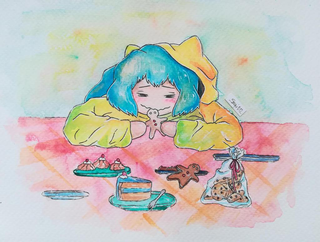 Yonebayashi Saiko by sagi012