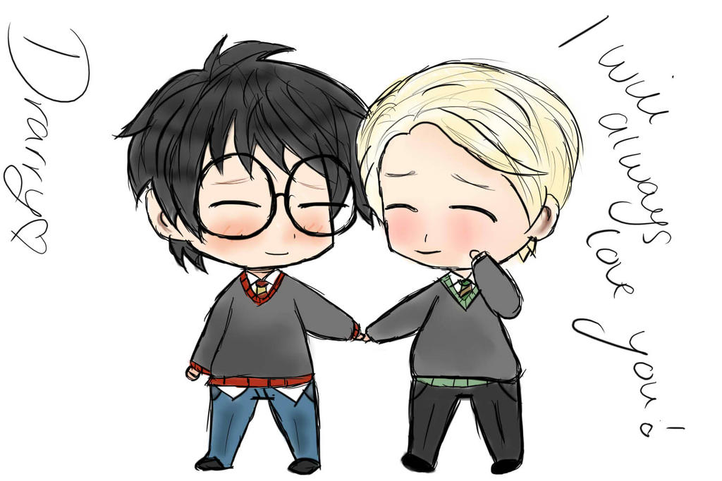 Drarry Chibi: Drarry By PaisJane203 On DeviantArt
