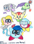 Defenders of Dynatron Kirby