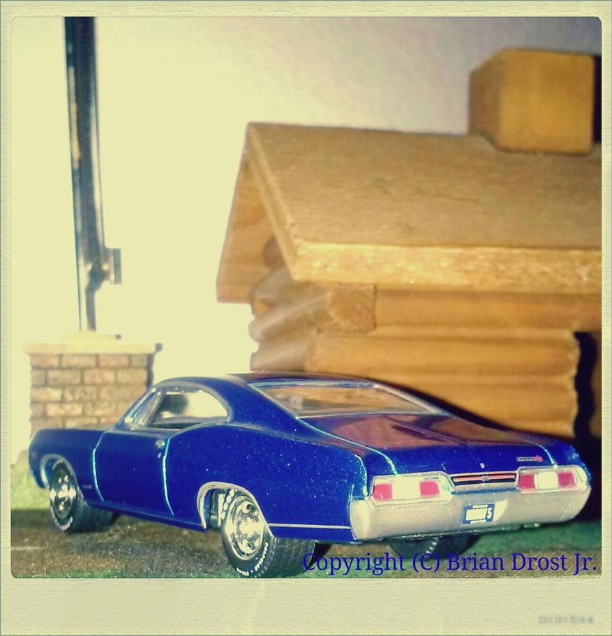 My 1967 Chevrolet Impala SS 427 (Z-24) by Nitrousoutlaw71