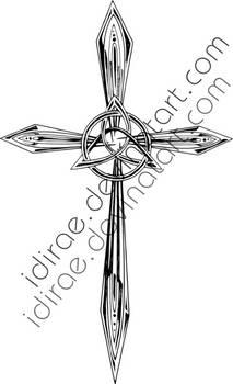 fragile cross