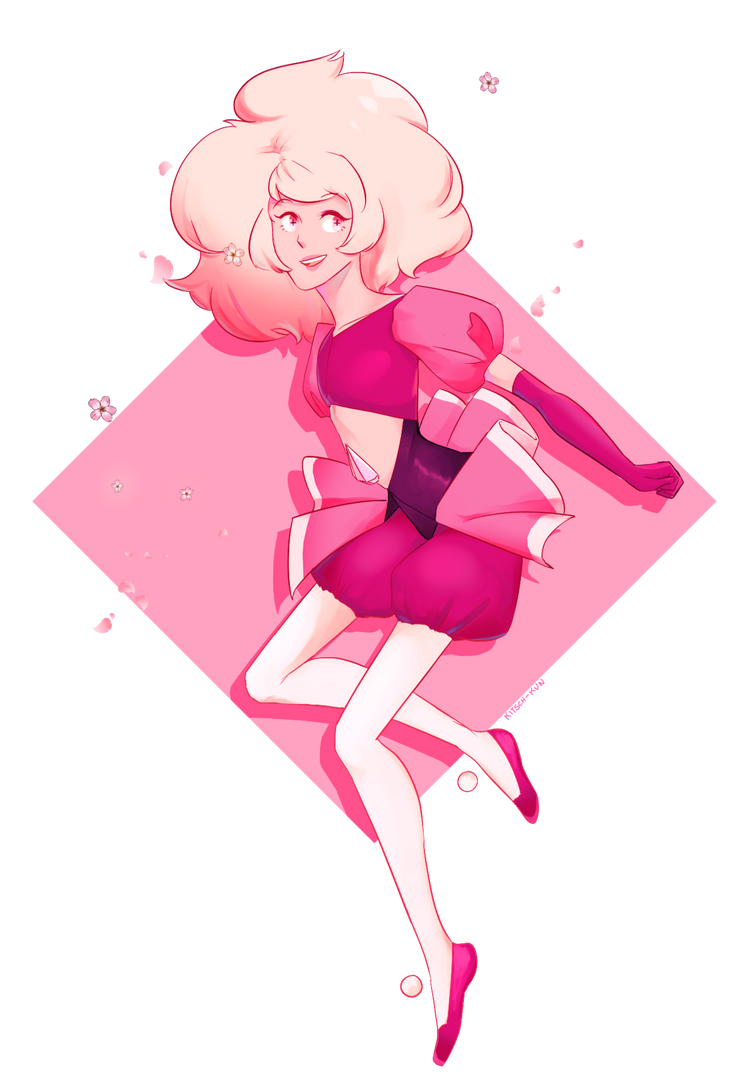 .:SU:. Pink Diamond by BlazenstarShine