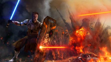 Star Wars - Peacekeeper (Obi-Wan Kenobi)