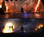 Siege Of Mandalore (Original vs Re-imagining)
