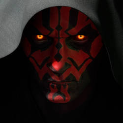 Maul - Face Detail