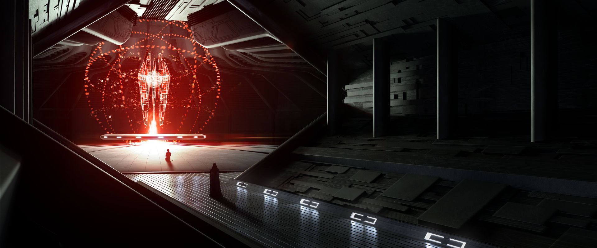Star Wars Heart Of The Forge 4k By Thetechromancer On Deviantart