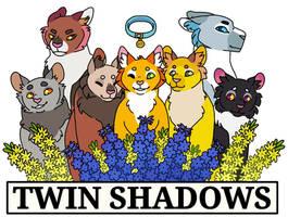 twin shadows by WarriorCatFan53