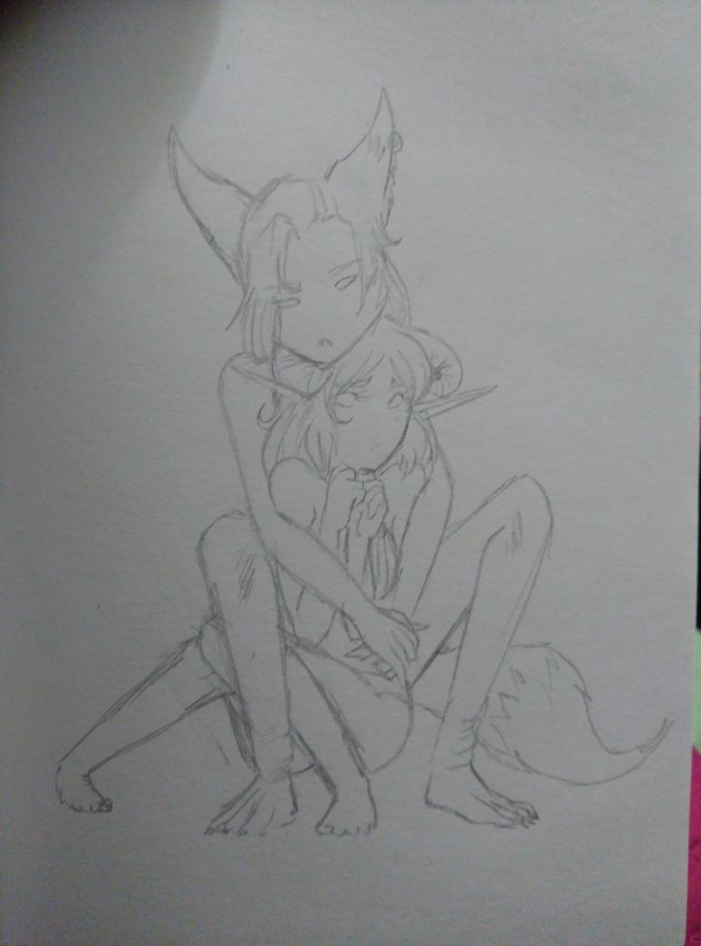 [TLO] Crack Pairing - DeamxDanae by AnniaNyah