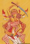 Iansa Oya - african orixa