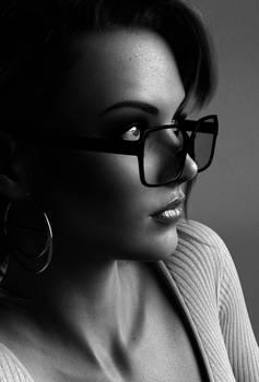 Michelle Portrait