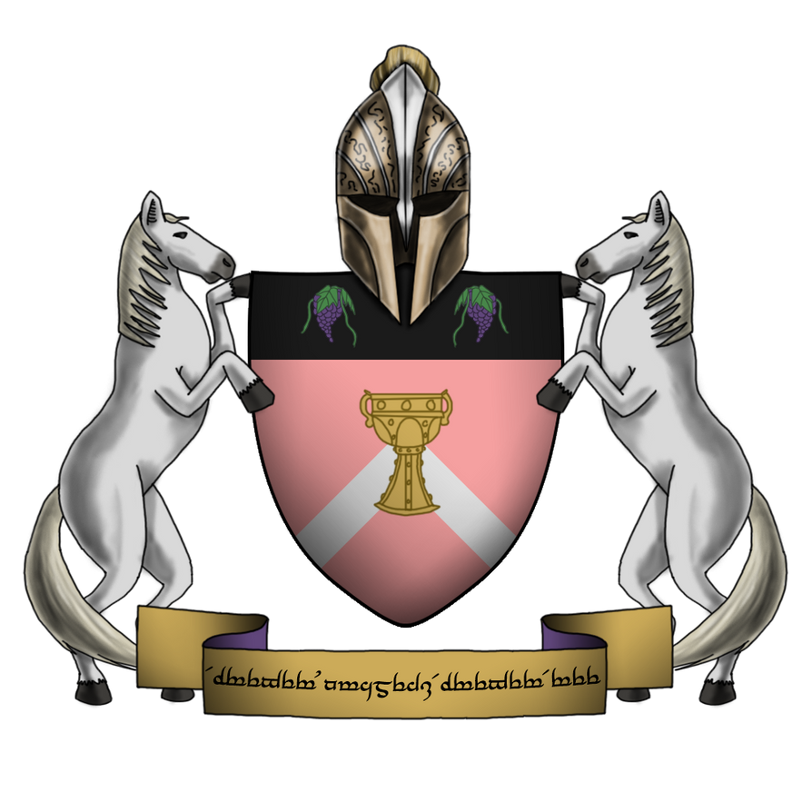 Elf Coat of Arms by Kaloith