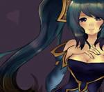 League of Legends - Sona