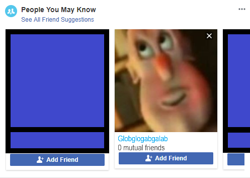 Globglogabgalab on Facebook by DeadKnight1