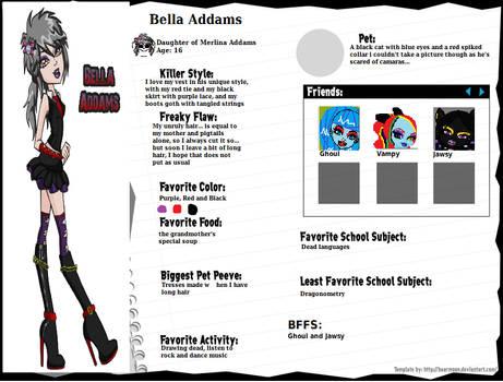 Bella Addams
