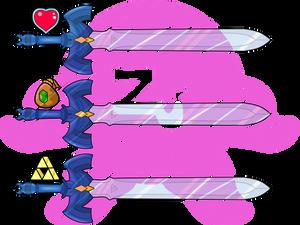 Streamer Sword Overlay