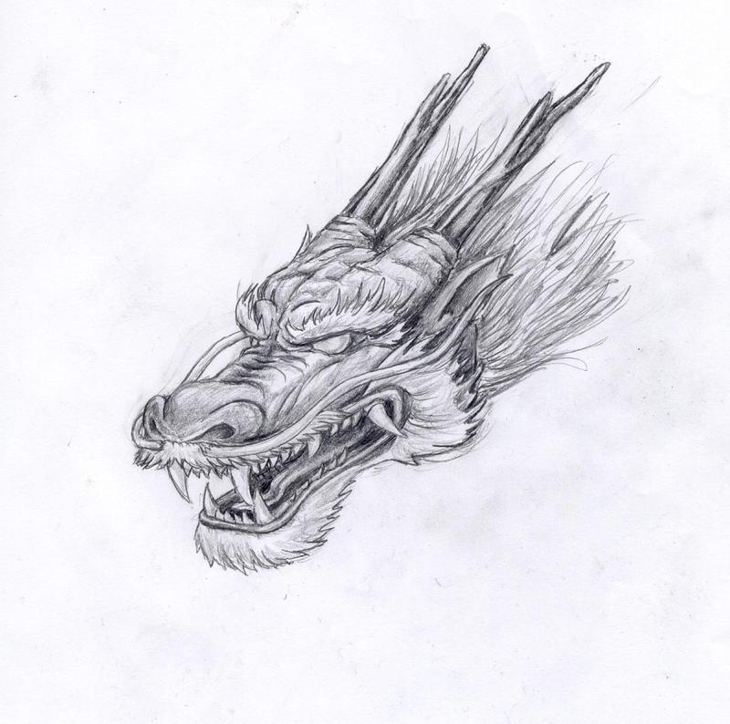 Chinese Dragon by marielleroyseth on DeviantArt