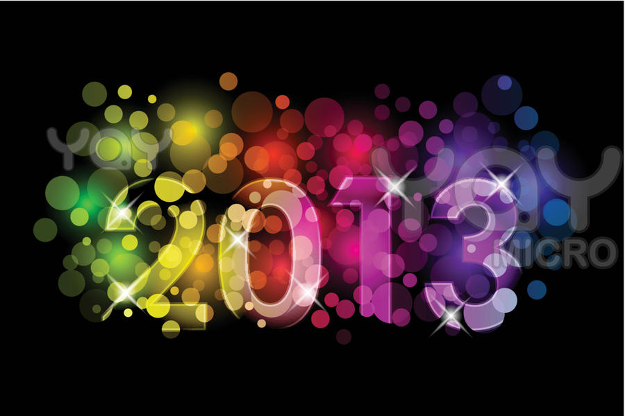 Happy New Year 2013!:) by naruro1245
