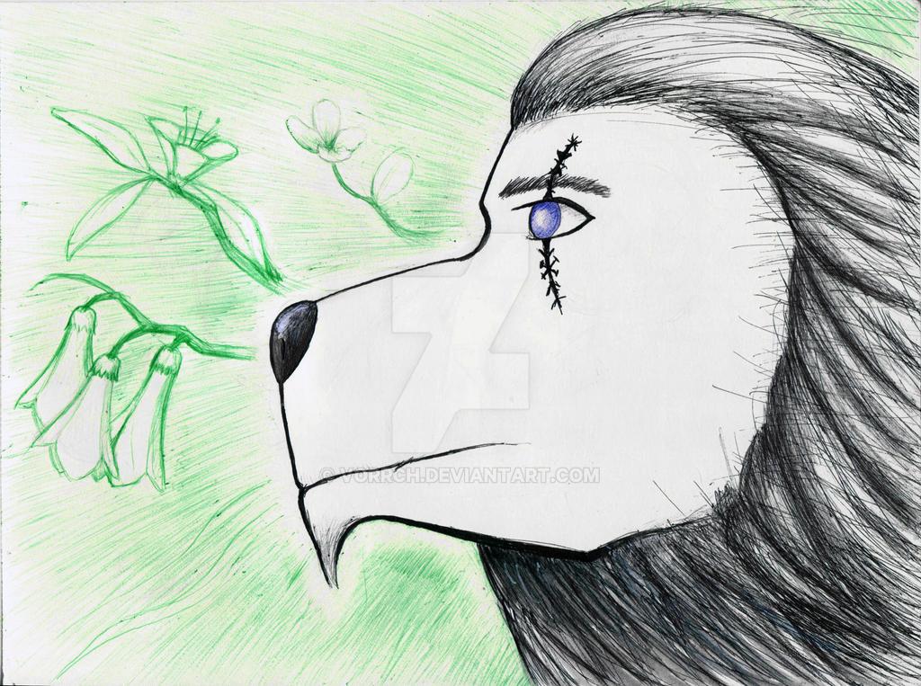 A past guardian by Vorrch