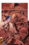 Red Sonja Action page1