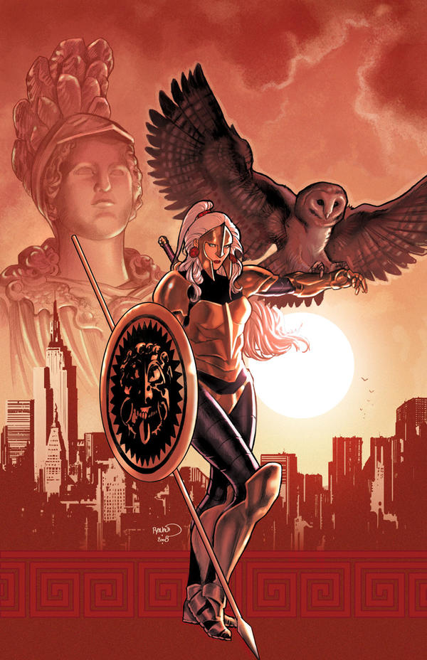 Part 14 / 8 - Page 2 Athena_issue_2_cover_by_PaulRenaud