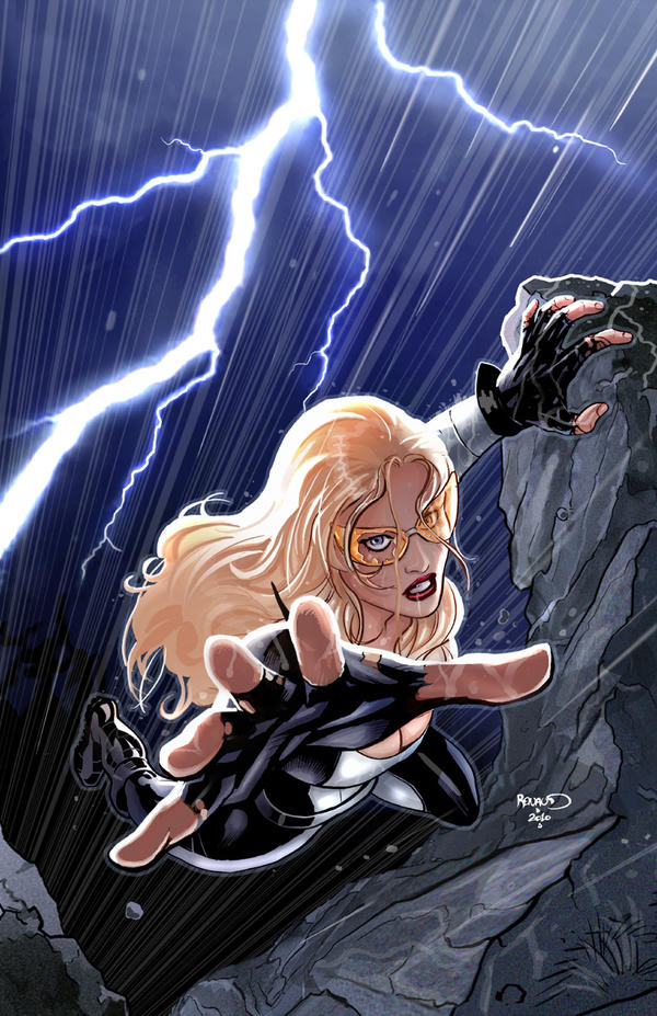Hawkeye and Mockingbird 5 by PaulRenaud