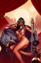 DEJAH THORIS 1