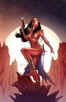 DEJAH THORIS 5 by PaulRenaud