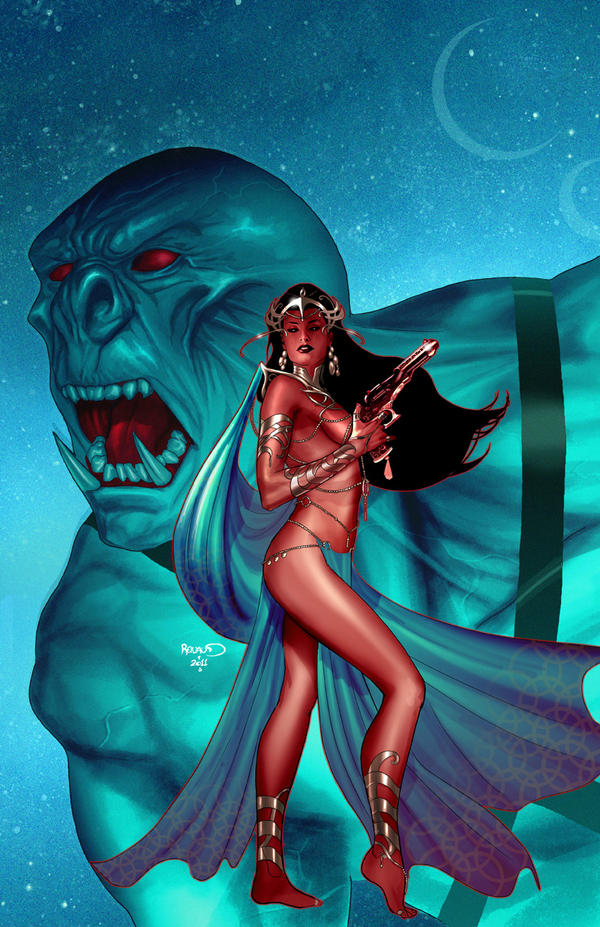 DEJAH THORIS 13 by PaulRenaud