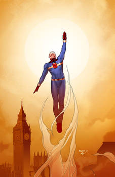 Miracleman 9 Variant cover