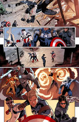 Captain America #8 Page08 preview