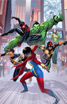 Champions Variant cover
