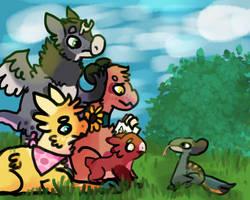 Grubbie Dissapointment - Pet spotlight!