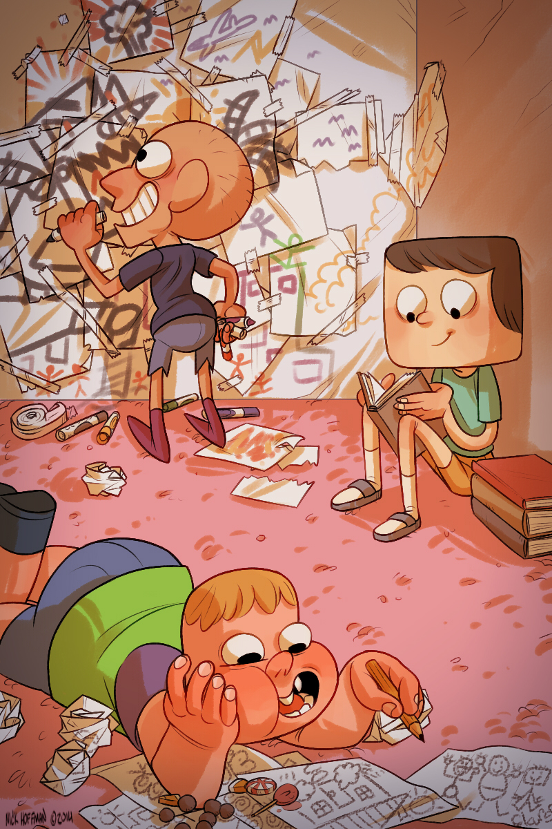 Cartoons sex