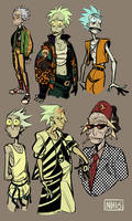 80's Rick