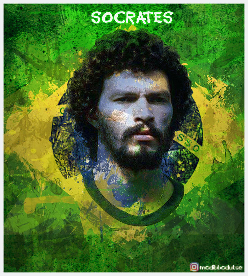 Socrates by MODECK8