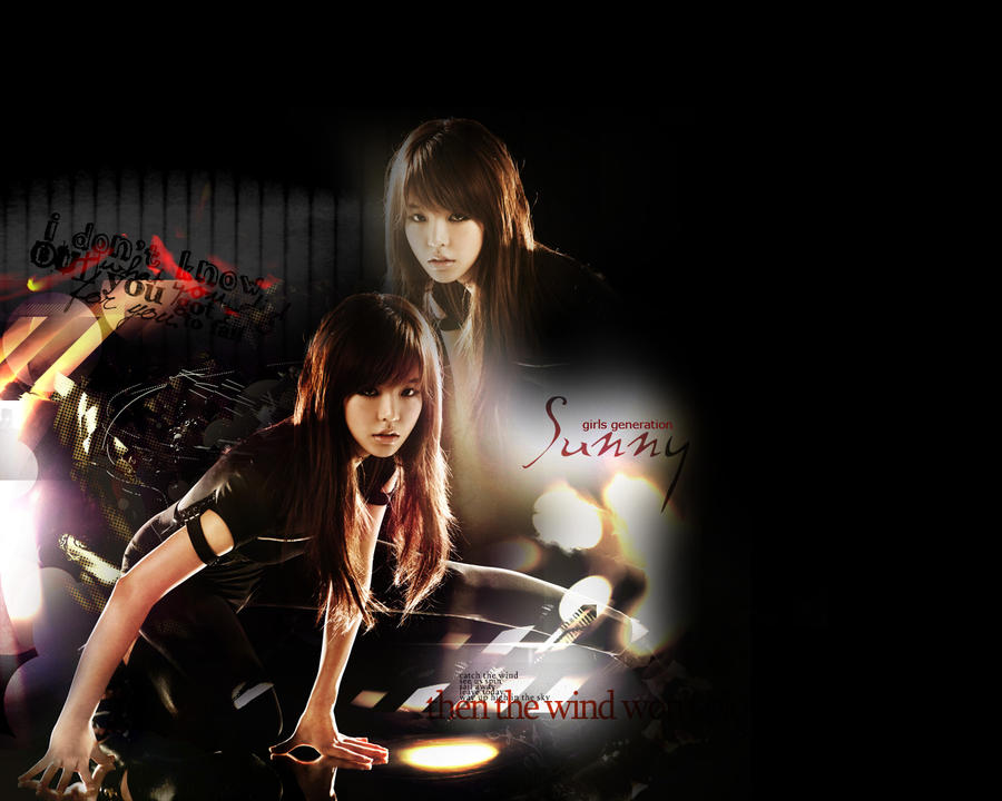 [PICS] Sunny Wallpaper Collection SNSD_Wallpaper_Sunny_by_kairomon